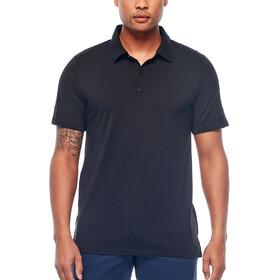 Icebreaker Tech Lite - Camiseta manga corta Hombre - negro